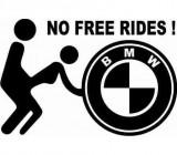 Sticker NFR BMW (v2)