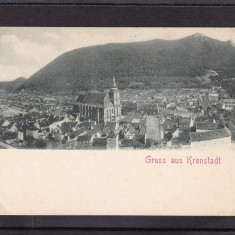 BRASOV  VEDERE  GENERALA  CLASICA  EDITURA  H. ZEIDNER  BRASOV