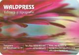 Romania, Waldpress, Timisoara, calendar de buzunar, 2013