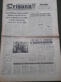 Ziar Crisana Oradea Bihor 6 decembrie 1975