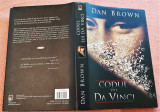 Codul lui Da Vinci. Editie cartonata si supracoperta. Ed. RAO, 2006 - Dan Brown