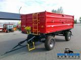 METAL-FACH T710/2 remorca agricola