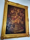 Pictori străini, Flori, Ulei, Miniatural