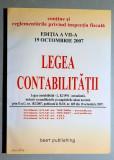 Legea contabilitatii - Editia a VII- a 19 octombrie 2007