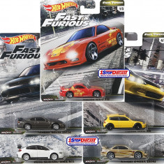 Hot Wheels Fast and Furious Premium