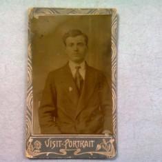 FOTOGRAFIE ANII 1900, REALIZATA LA BUCURESTI