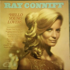 Disc Vinil - Ray Conniff - Hello Young Lovers