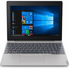 Ultrabook 2-in-1 Lenovo IdeaPad D330-10IGM 10 inch Intel Celeron N4000 4GB DDR4 64GB eMMC Intel UHD Graphics 600 Windows 10 Pro 4G Mineral Grey