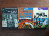 Lot 5 carti despre vanatoare - Pop, Jianu, Colt, Ghinescu / R7P2F