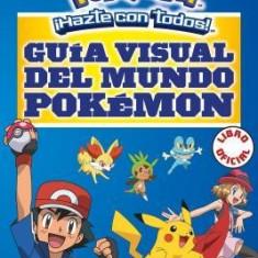 Guia Visual del Mundo Pokemon / Pokemon Visual Companion