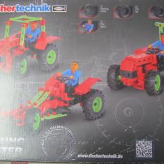 Joc lego Fischertechnik farming starter de constructii