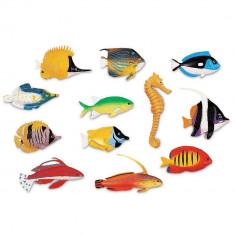 Set pentru sortat - Pestisorii jucausi (60 piese) PlayLearn Toys
