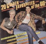 Vinil Various – 20 Golden Favourites Of The 60'S (-VG)