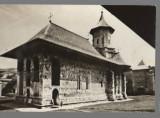 CPIB 17328 CARTE POSTALA - BISERICA MANASTIRII MOLDOVITA, Necirculata, Fotografie