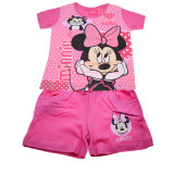Compleu 2 piese de vara fete Minnie Mouse Setino MIC-G-OUTWEAR-08F, Multicolor