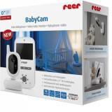 Video monitor digital pentru bebelusi, Reer, babycam 80420