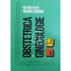 Obstetrica si ginecologie pentru generalistul practician