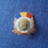Insigna De straja Romaniei socialiste - Graniceri