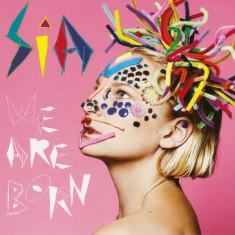SIA We Are Born (cd)