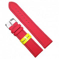 Curea de ceas rosie Morellato Linea Sport 18mm 20mm 22mm A01U2195432083SB