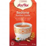 Ceai BIO de seara cu Rooibos si Vanilie, 30.6gr Yogi Tea