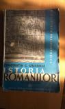 ISTORIA ROMANILOR de CONSTANTIN C. GIURESCU vol 1