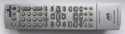Telecomanda originala JVC DVR DVD/HDD recorder RM-SDR011E DR-MH50SEK MH30SEK foto