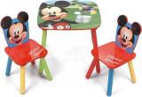 Set Masuta Si 2 Scaunele Mickey Mouse, Arditex