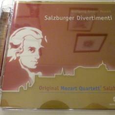 Mozart - Salzburger divertismenti -  sacd