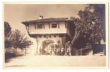 5223 - BALCIC, Palatul Regal al Reginei Maria - old postcard real PHOTO - unused