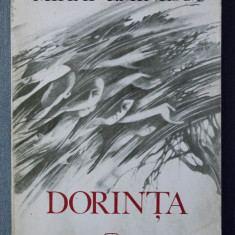 Mihai Eminescu - Dorința (engl., rusă, germ.) (ilustrații de Mircea Dumitrescu)