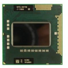 Procesor laptop second hand Intel Core i7-740QM SLBQG 1.73GHz - 2.93GHz Turbo