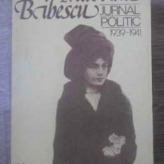 JURNAL POLITIC 1939-1941 - MARTHA BIBESCU
