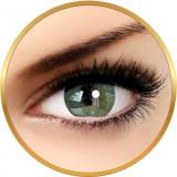 Adore Bi Tone Green - lentile de contact colorate verzi trimestriale - 90 purtari (2 lentile/cutie)