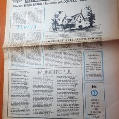 Ziarul romania mare 22 iunie 1990-redactor sef corneliu vadim tudor