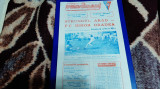 program        Strungul  Arad   -  FC  Bihor