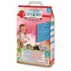 CAT'S Best Universal Strawberry 10L, 5.2kg, asternut igienic pisici