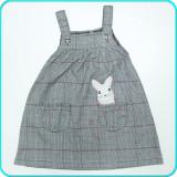 DE FIRMA→ Sarafan fetite, frumos, comod, calitate H&M → fete   5—6 ani   115 cm