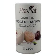 Amidon - Pudra de Tapioca Ecologica Pronat 250gr Cod: prn50230