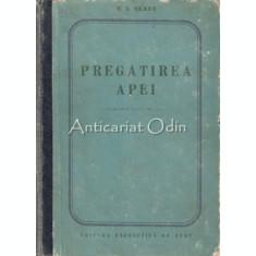 Pregatirea Apei - M. S. Skrob