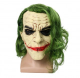 Masca latex Joker Batman DC Comics Halloween petrecere tematica Comicon +CADOU!