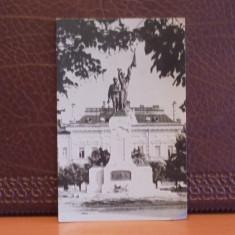 R.P.R. - CARACAL - MONUMENTUL EROILOR - CIRCULATA, TIMBRATA.