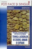 Poti face si singur: Betoane, sape, mortare - Tehnica lucrarilor de zidarie | Matei Florea
