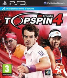 Top Spin 4 (Move) Ps3