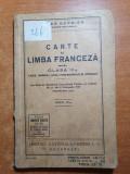 Manual limba franceza pentru clasa a 3-a - licee,gimnazii,profesionale-anul 1935, Clasa 3