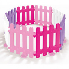 Gardulet din Plastic Roz