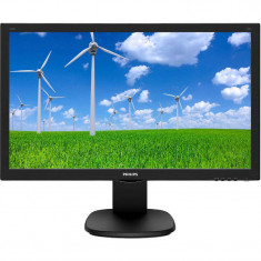 Monitor LED Philips 243S5LJMB/00 23.6 inch Black