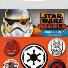Insigna - Star Wars - Villains - mai multe modele | Pyramid International