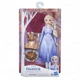 Frozen 2 - Papusa Elsa (foc de tabara), Hasbro
