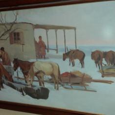 Tablou original Stoica Dumitrescu semnat